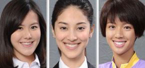 Trần Khải Lâm, Thái Tư Bối và Lưu Bội Nguyệt trở thành Tiểu Hoa đán TVB