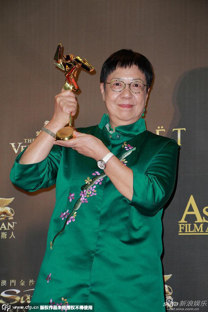 Đạo diễn xuất sắc: Hứa Án Hoa – Trung Quốc
