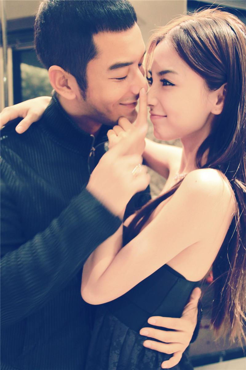 Huỳnh Hiểu Minh và Angelababy