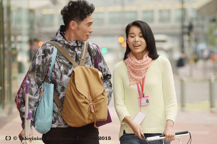 Trần Hào vai Cam Ngôn Trọng và Hồ Hạnh Nhi Tống Thiên Tòng