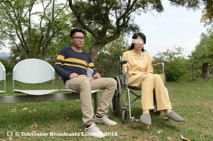 Trương Dĩnh Khang (vai Đỗ Chính Hằng) và Hồ Hạnh Nhi (vai Tống Thiên Tòng)
