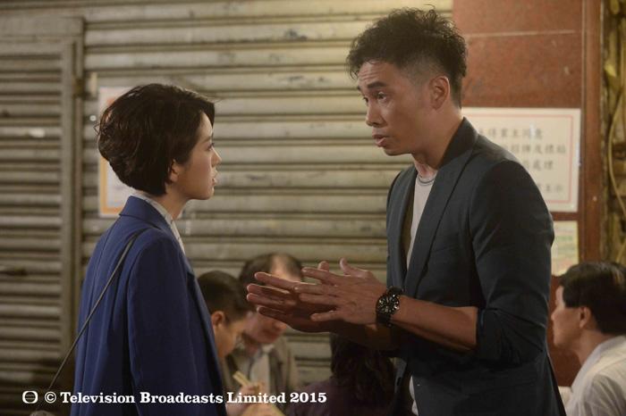 Diêu Tử Linh (vai Nguyễn Uyển) và Trần Hào