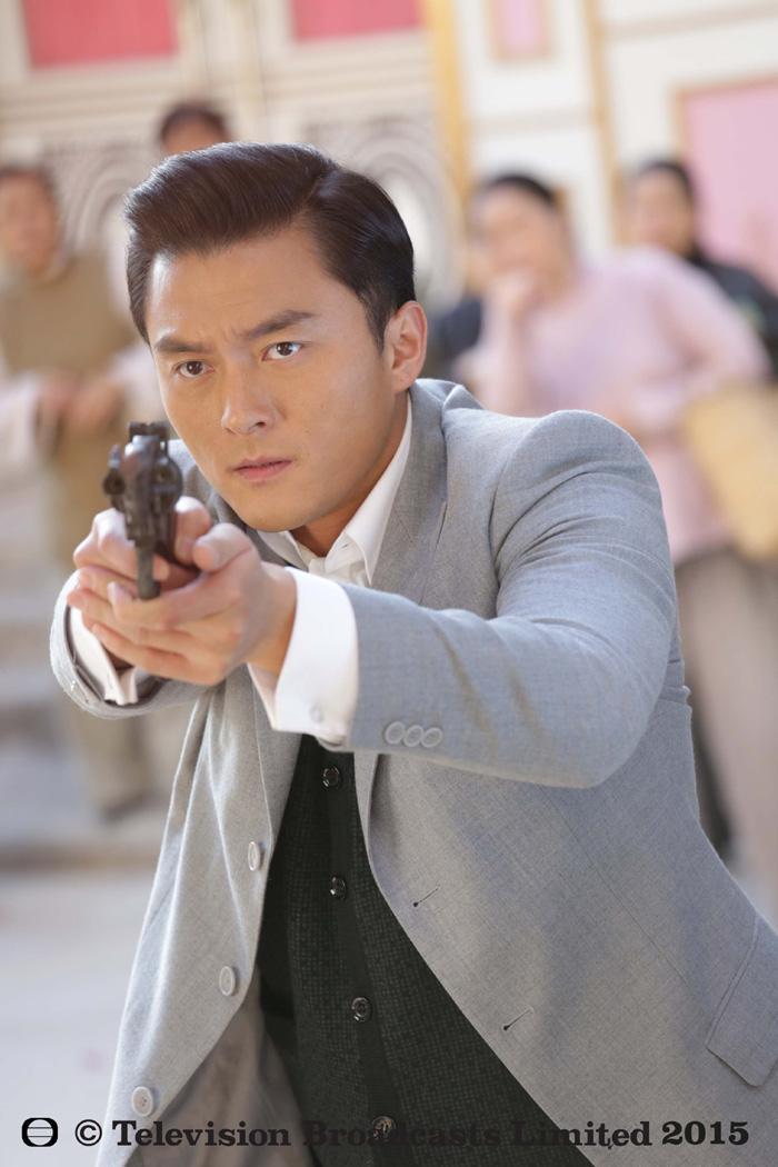 Dương Minh (vai Thẩm Nhất Nhiên)