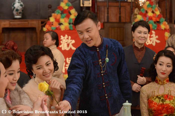 Trịnh Kính Cơ (vai Trang Văn Đào)