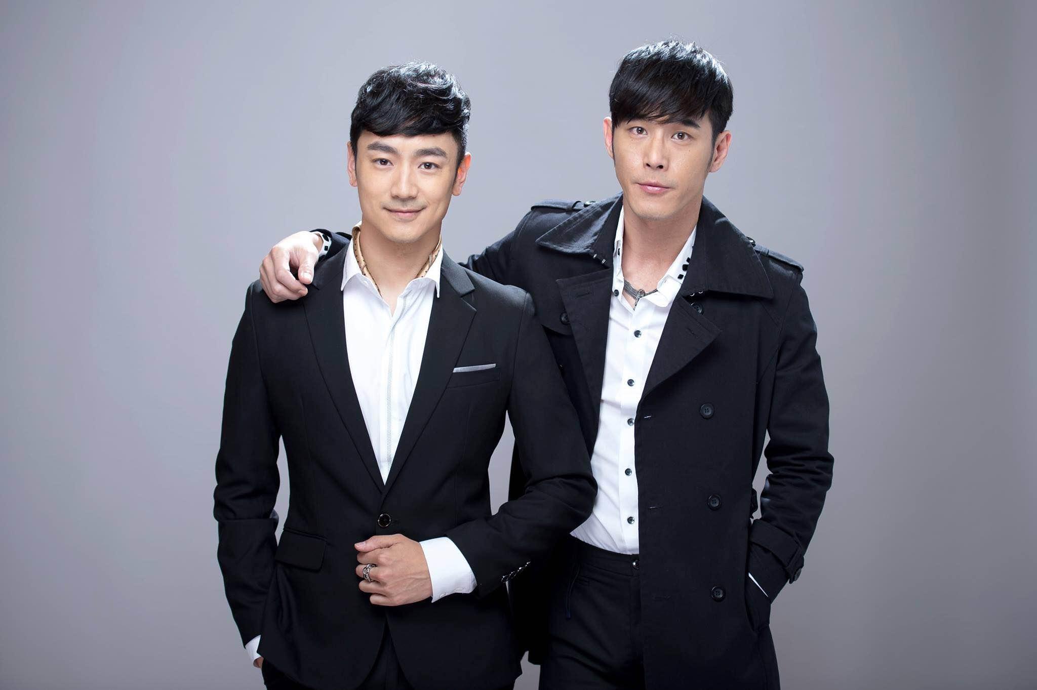 Lâm Hựu Uy và Huỳnh Đằng Hạo