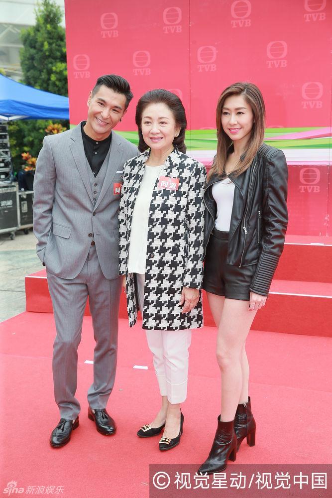 Kết quả hình ảnh cho CỘNG SỰ - đồng minh TVB